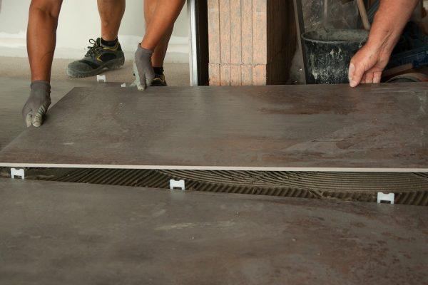 tiler-laying-tile-launceston